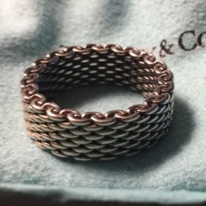 Tiffany & Co. Ring - Somerset Band